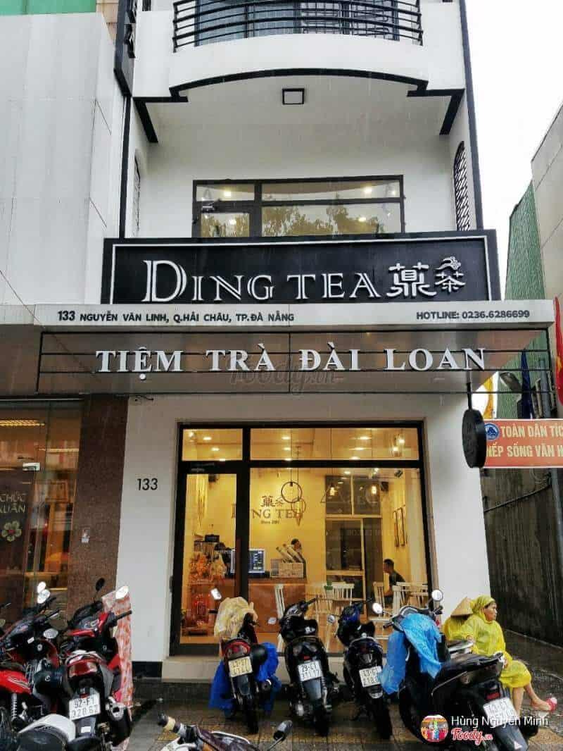 Uống trà sữa ngon nhất Đà Nẵng