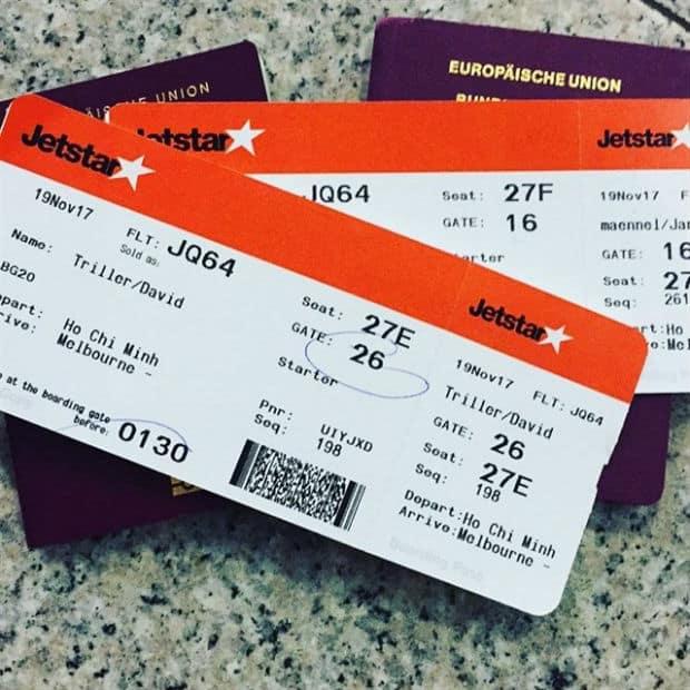 Jestar Pacific có chính sách hoàn tiền cho việc hủy vé máy bay không?