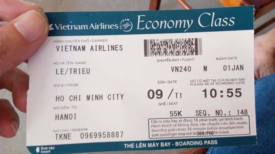 hủy vé máy bay có mất tiền không