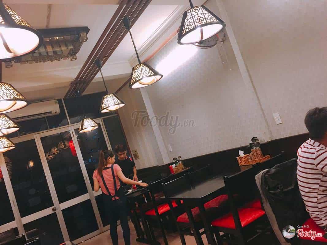 quán ăn hàn quốc tokbokki tại đà nẵng