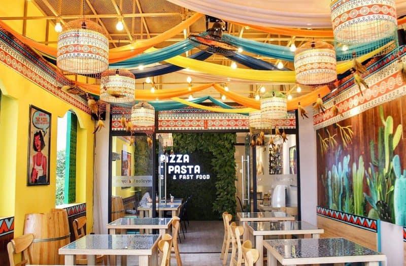 quán ăn Fastfood bạch đằng đà nẵng