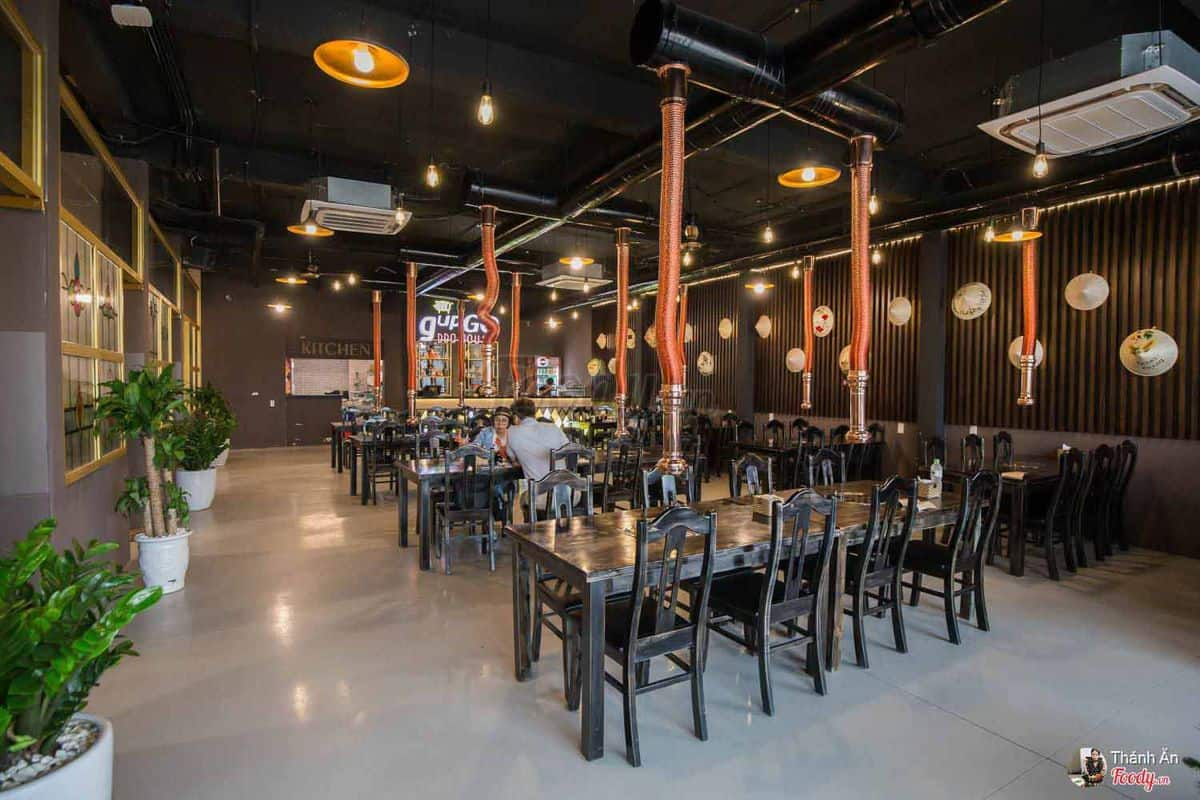 Gupgo Korea BBQ House Đà Nẵng