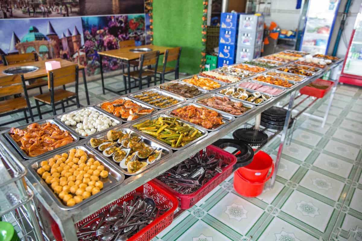 quán ăn ngon trên đường võ nguyên giáp đà nẵng