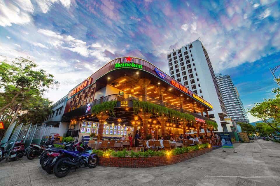 Nhà hàng Cua Biển