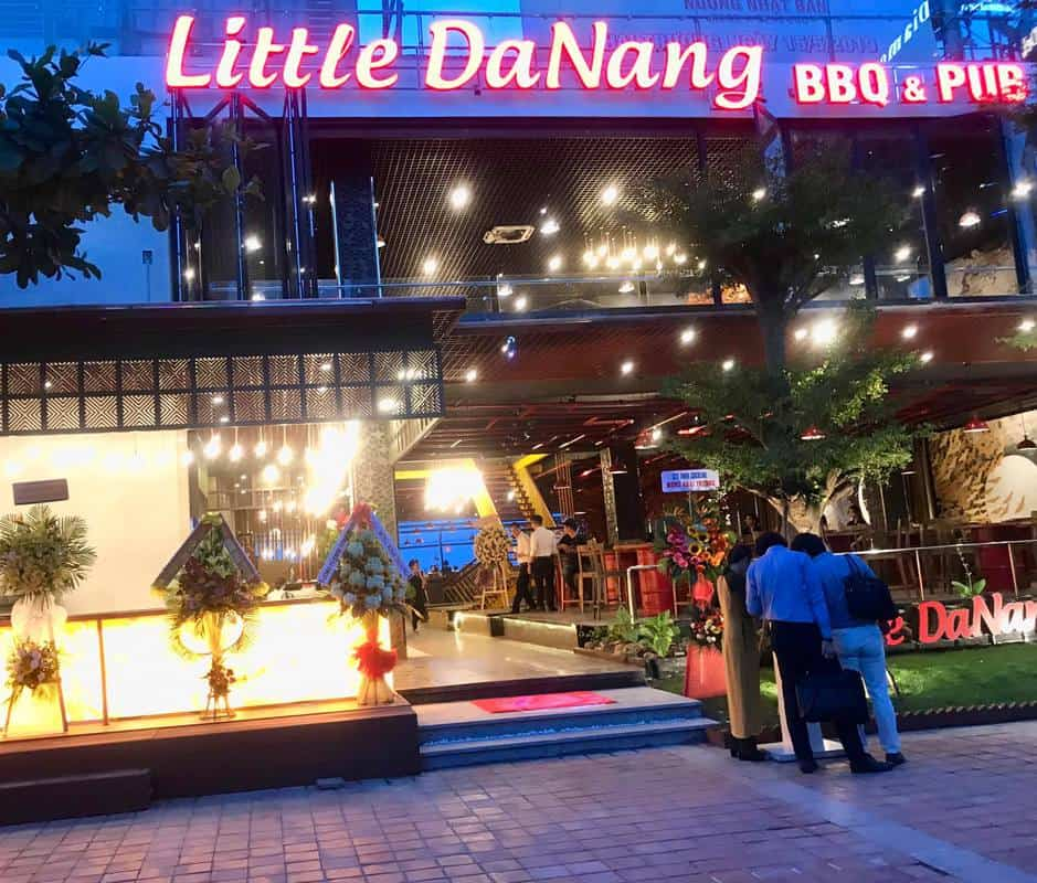 quán ăn ngon đường võ nguyên giáp ở đà nẵng