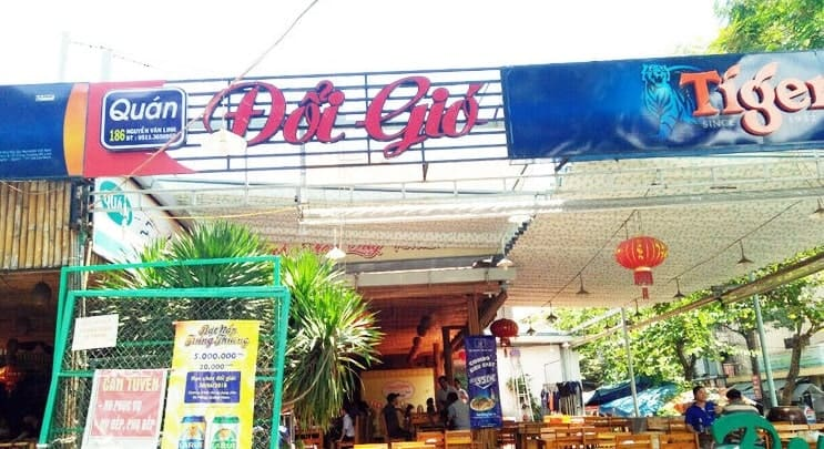 quán ăn ngon trên đường nguyễn văn linh đà nẵng