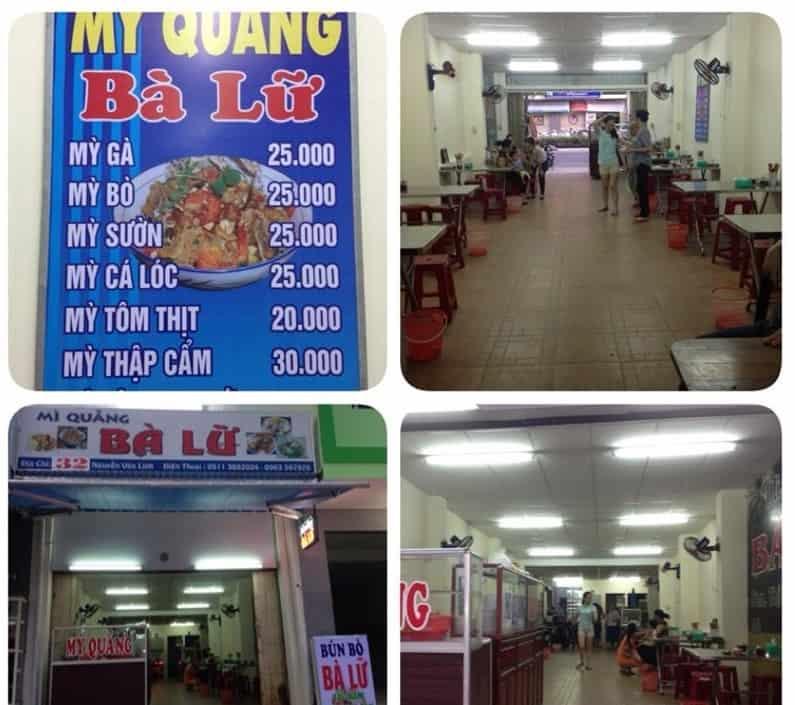 quán ăn trưa đường nguyễn văn linh đà nẵng