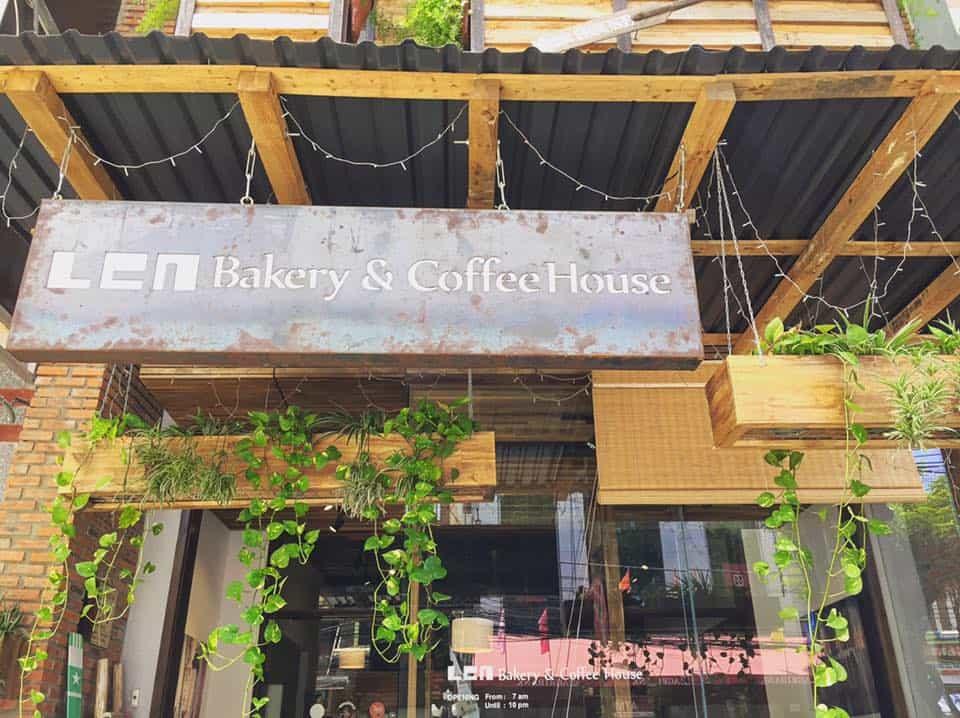 Tiệm cafe bánh ngọt ngon ở Đà Nẵng