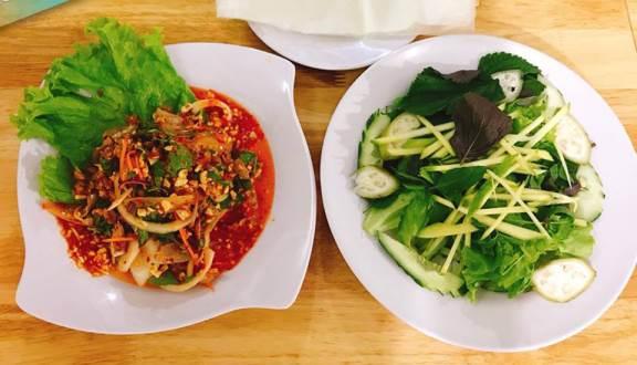 Họp Phố - Lẩu & Nướng ở Hòa Khánh Đà Nẵng