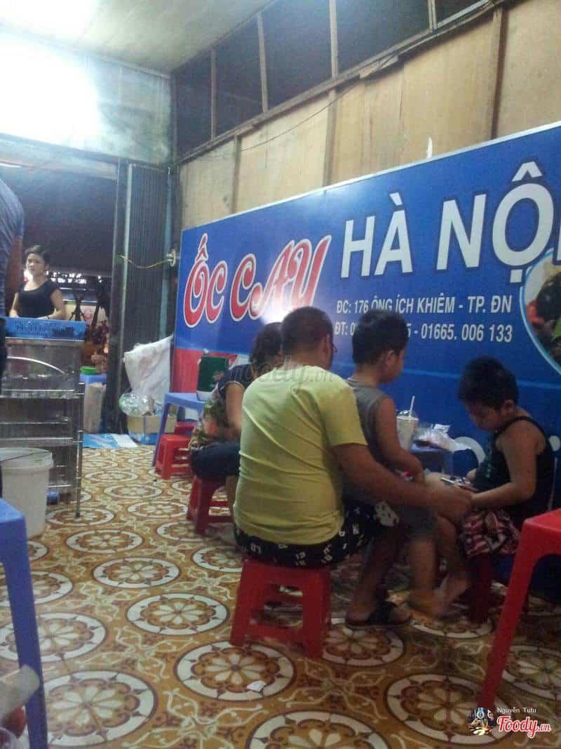 Ốc cay Hà Nội