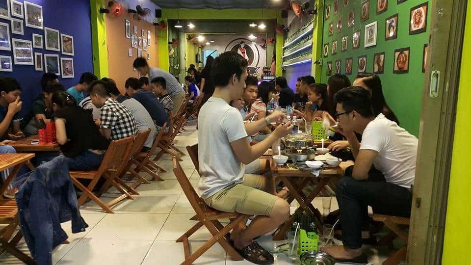 quán ăn hàn quốc tokbokki đà nẵng