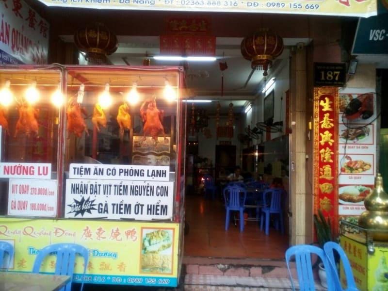 Địa điểm bán vịt quay ở Đà Nẵng