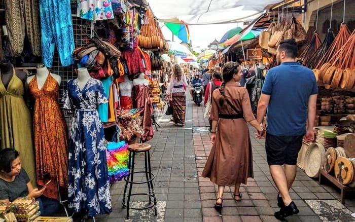 mua đồ thủ công ở Bali