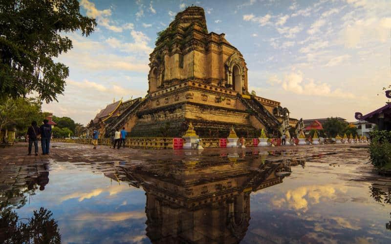chùa chedi luang