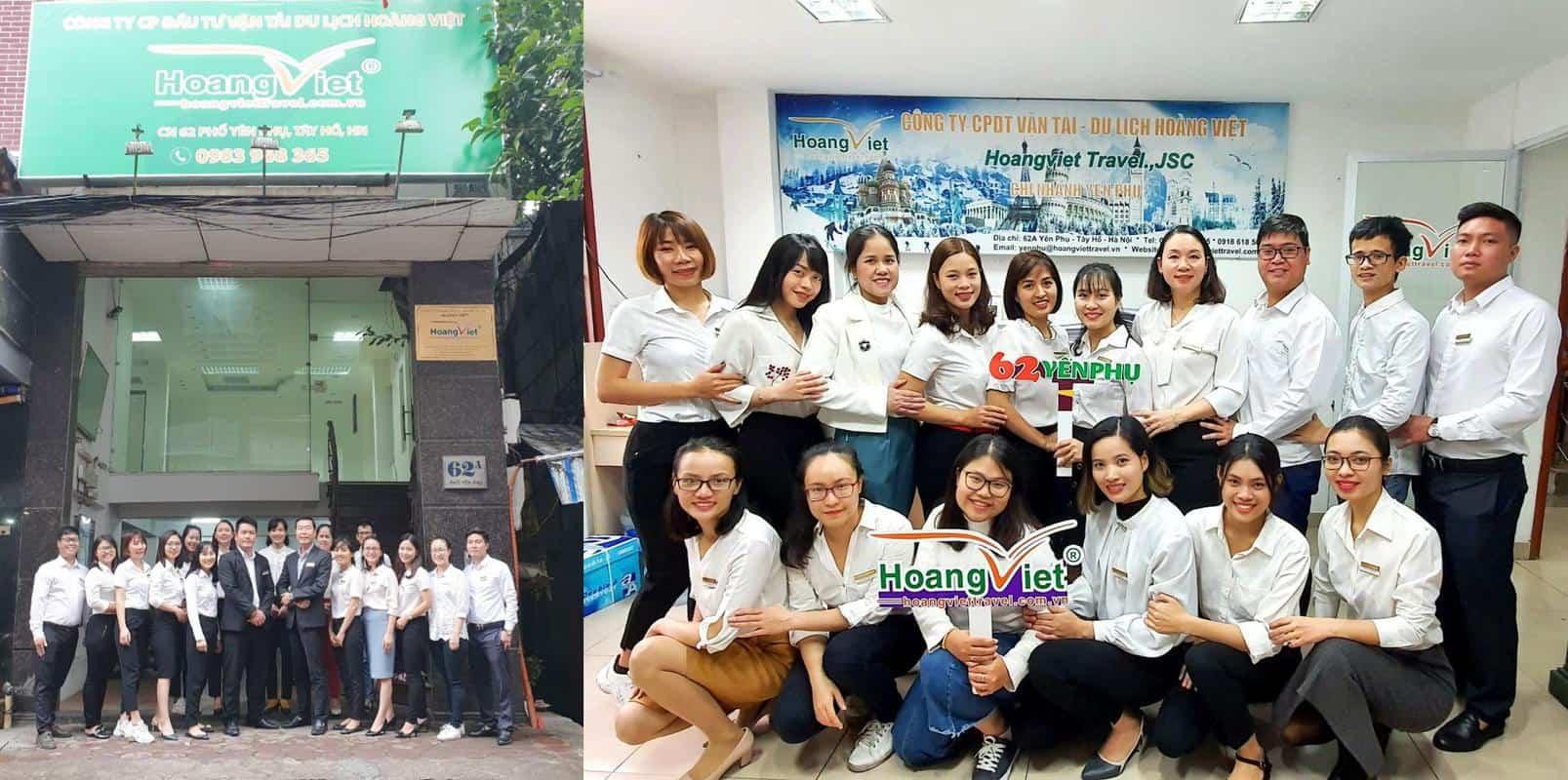 công ty du lịch Hoàng Việt