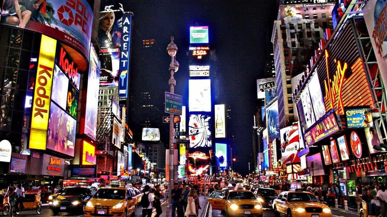 Quảng trường thời đại Time Square