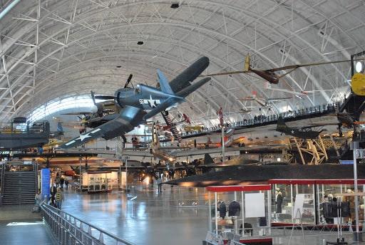 Bảo tàng Hàng Không và Không gian Hoa Kỳ nước Mỹ