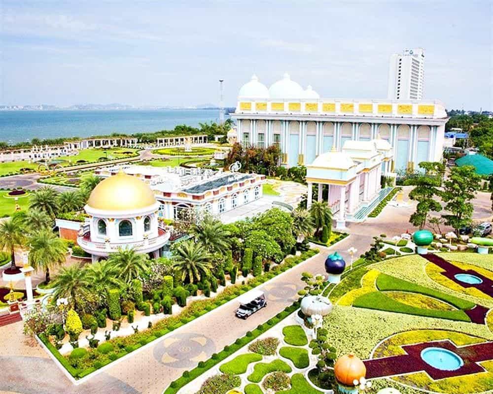 Baan Sukhawadee - Lâu đài tỷ phú ở Thái Lan