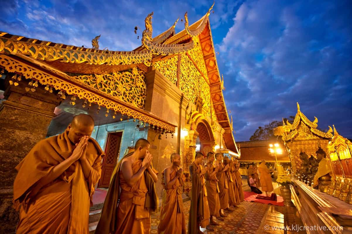 Chùa Phrathat Doi Suthep (Wat Phrathat Doi Suthep)