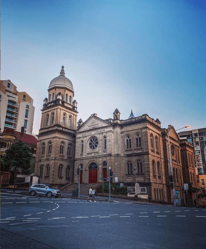 du lịch úc Brisbane