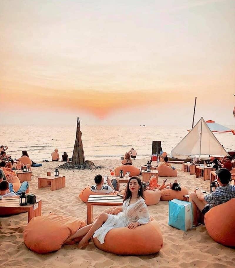 quán cafe view biển ở Phú Quốc