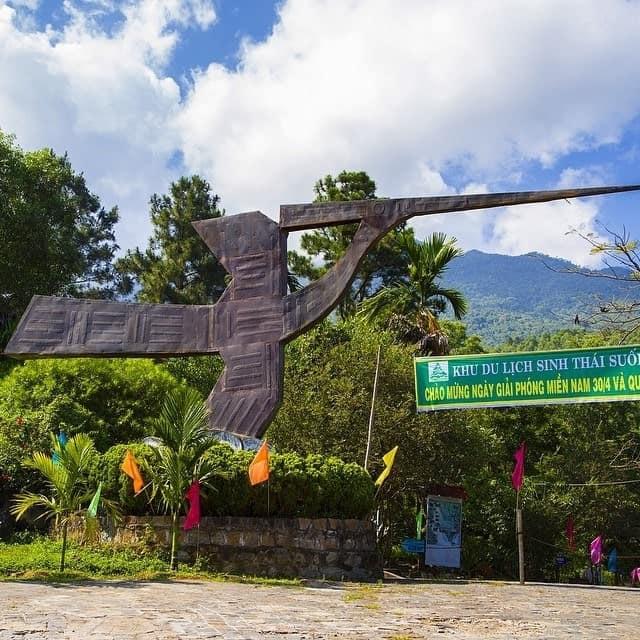 khu du lịch sinh thái suối lương đà nẵng