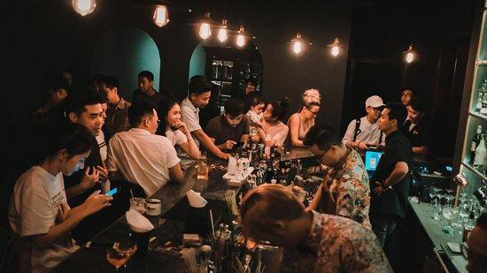bar ngoài biển phú quốc