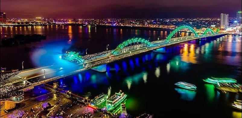 các cây cầu nổi tiếng đà nẵng