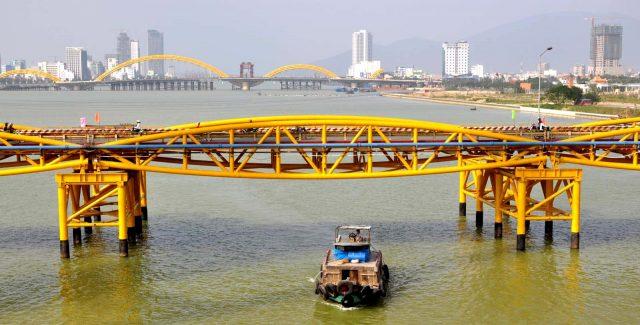 các cây cầu nổi tiếng của đà nẵng