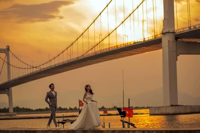 các cây cầu Đà Nẵng