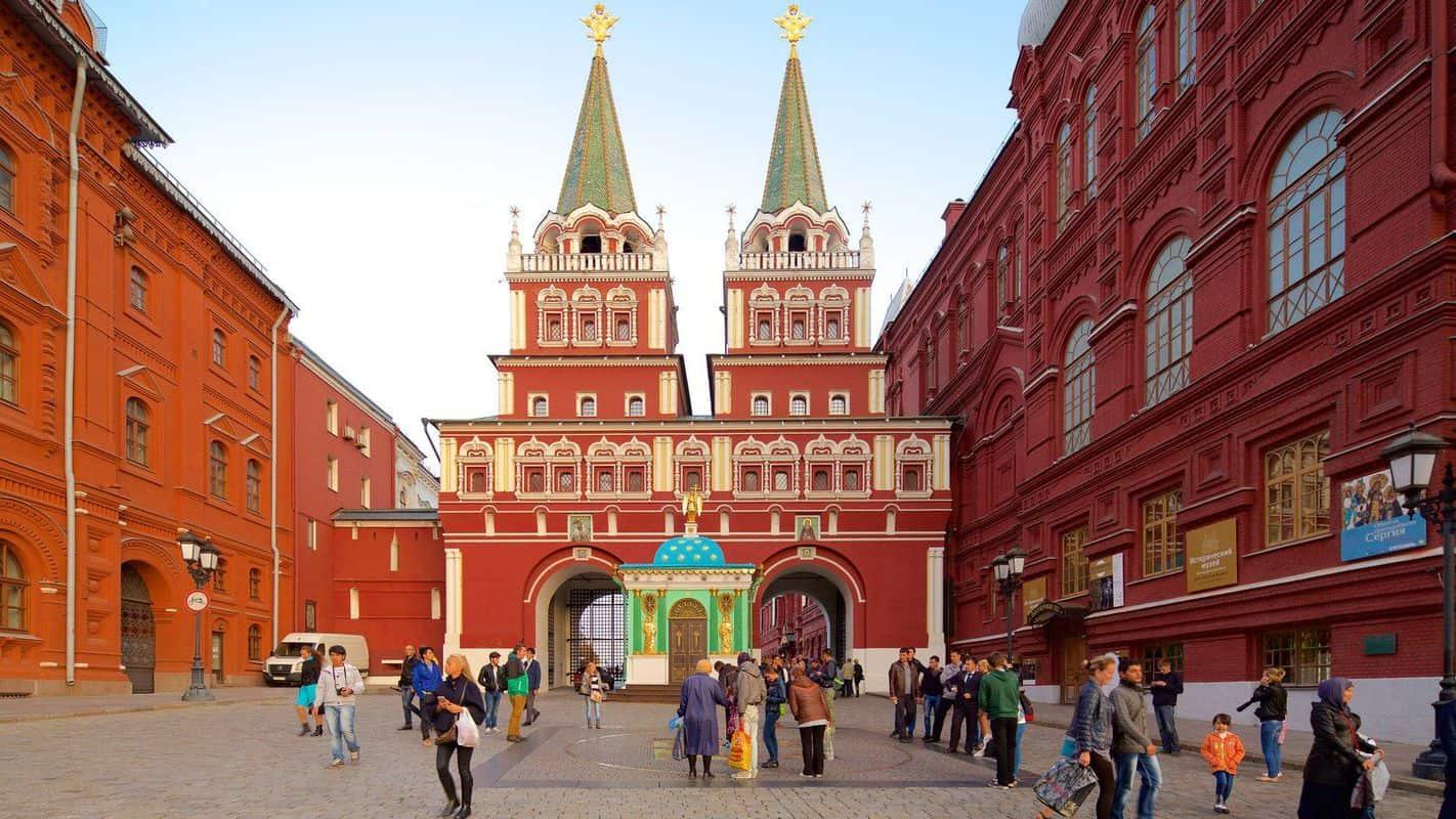 du lịch Nga giá rẻ