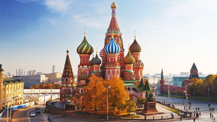 tour Nga giá rẻ