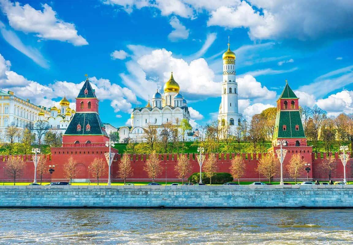 tour đi Nga