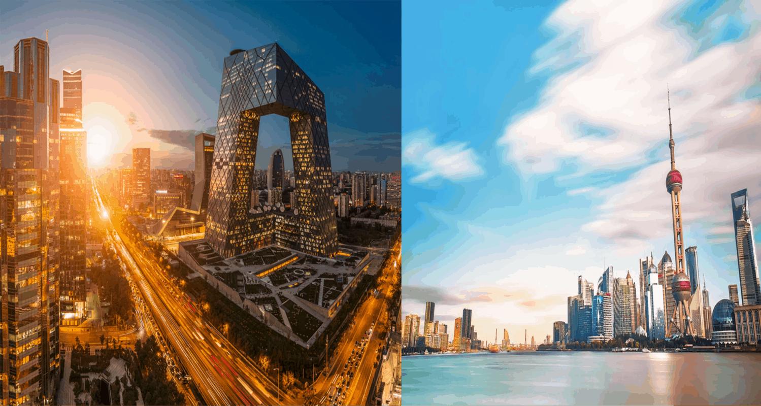 Du lịch Bắc Kinh Thượng Hải