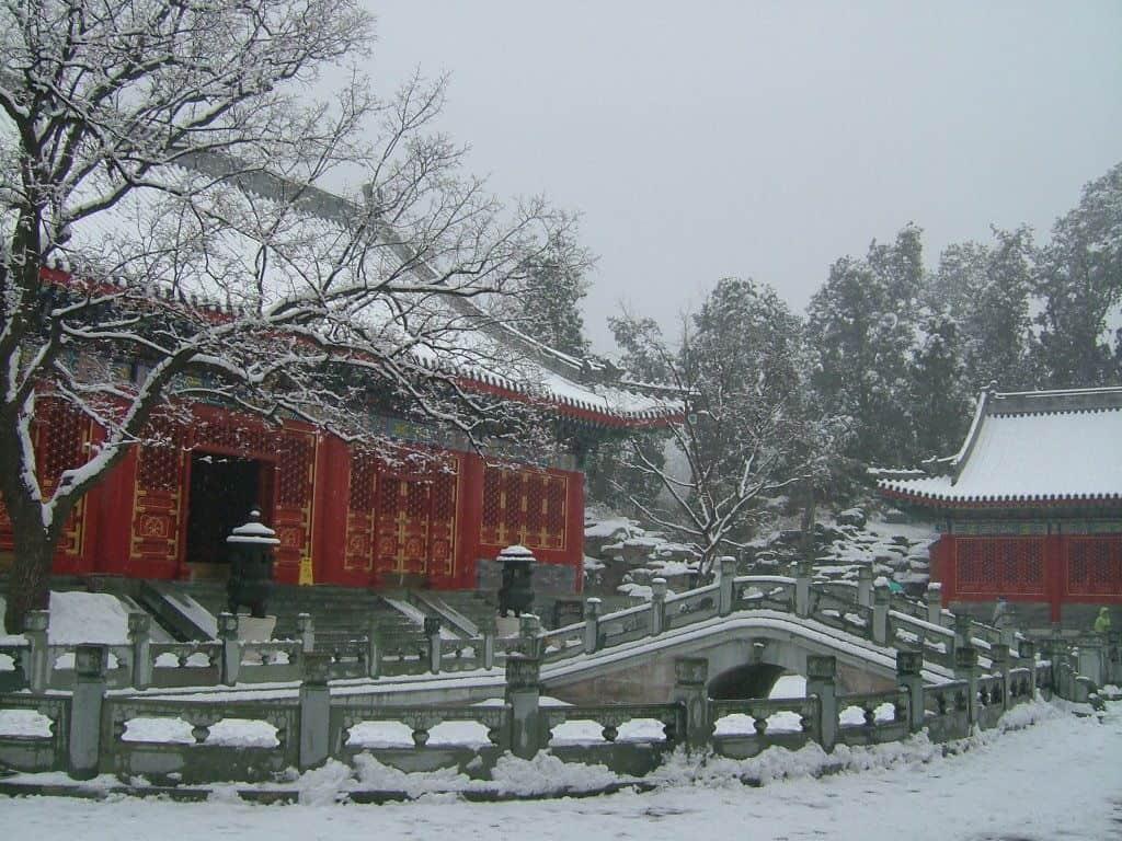 du lịch Bắc Kinh