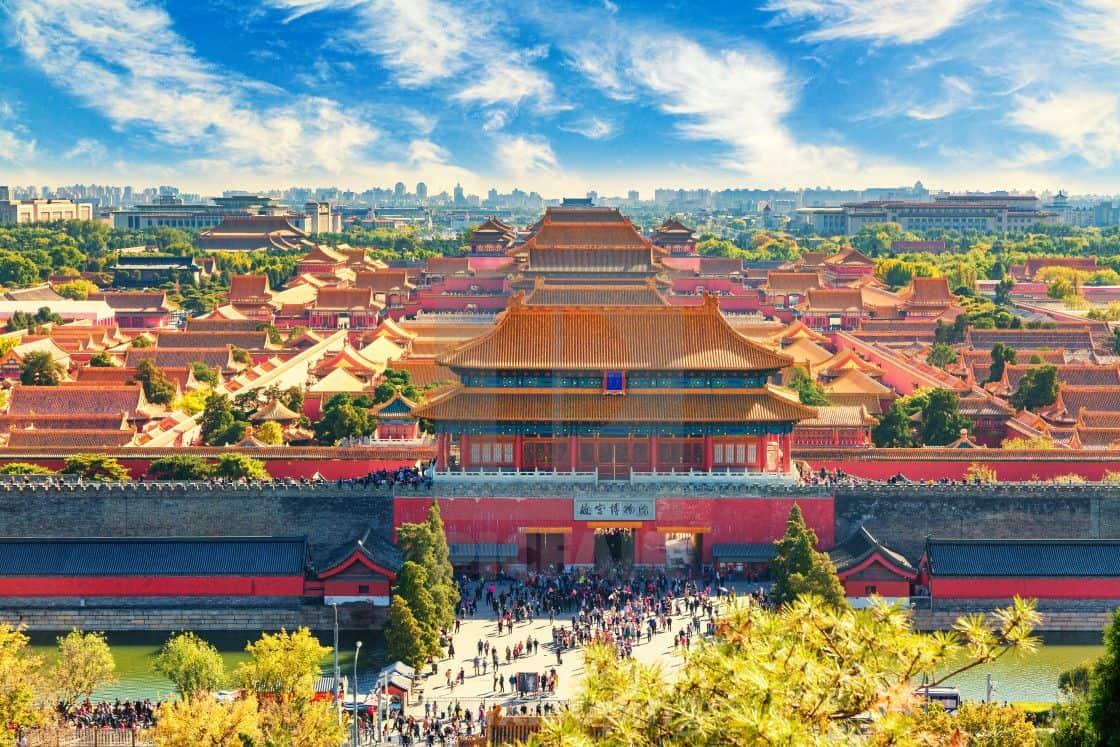 tour đi Bắc Kinh