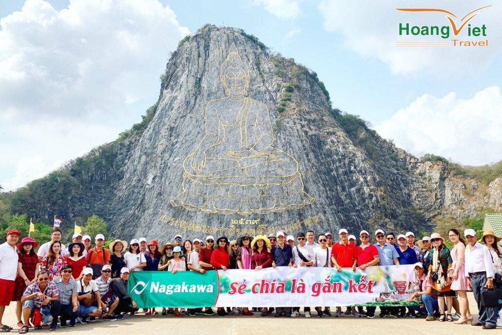 tour du lịch thái lan bangkok - pattaya