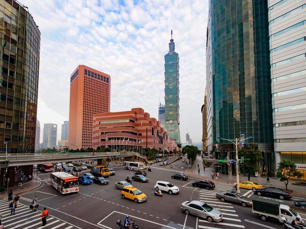 Tour đi Đài Loan