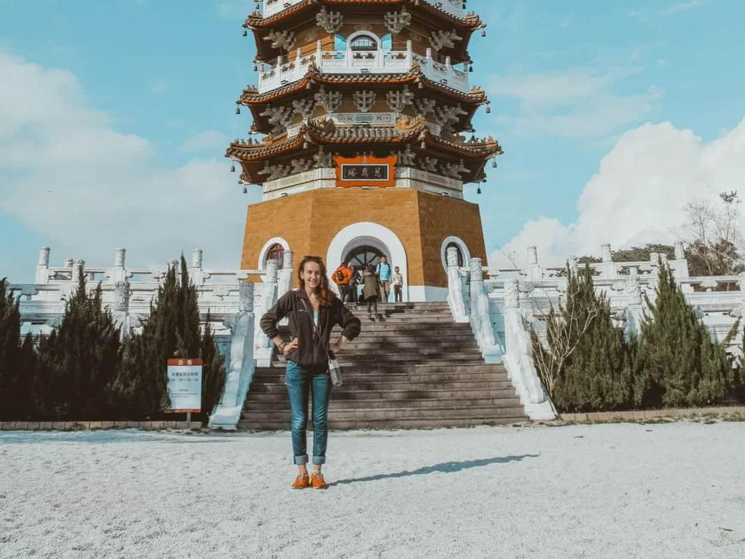 tour du lịch Đài Loan mùa đông