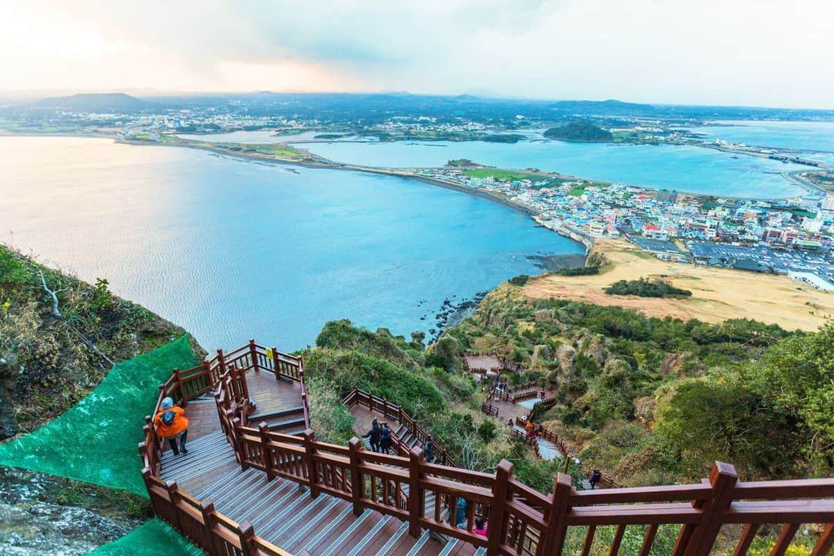 tour du lịch hàn quốc đảo jeju