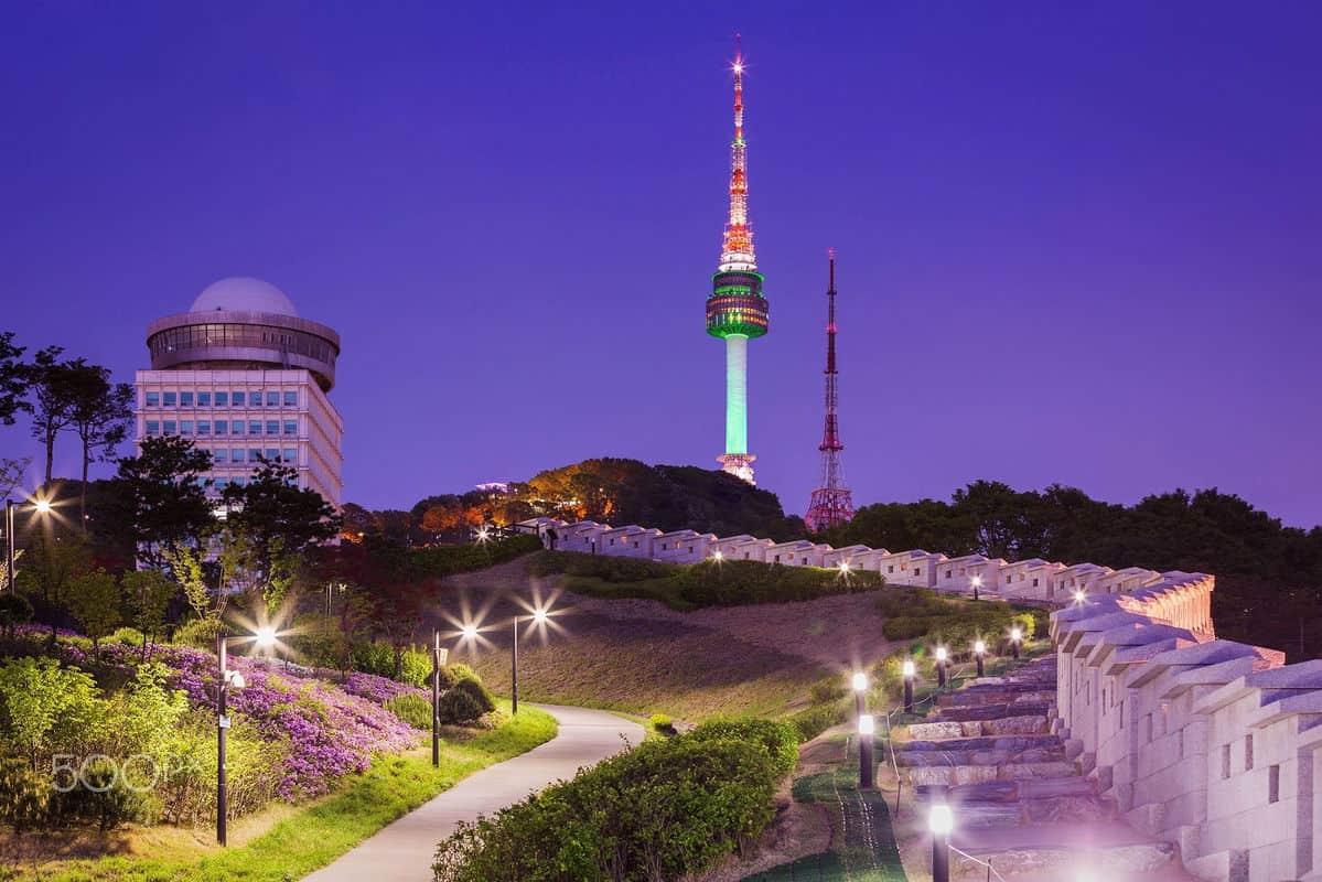 Tour đi Hàn Quốc