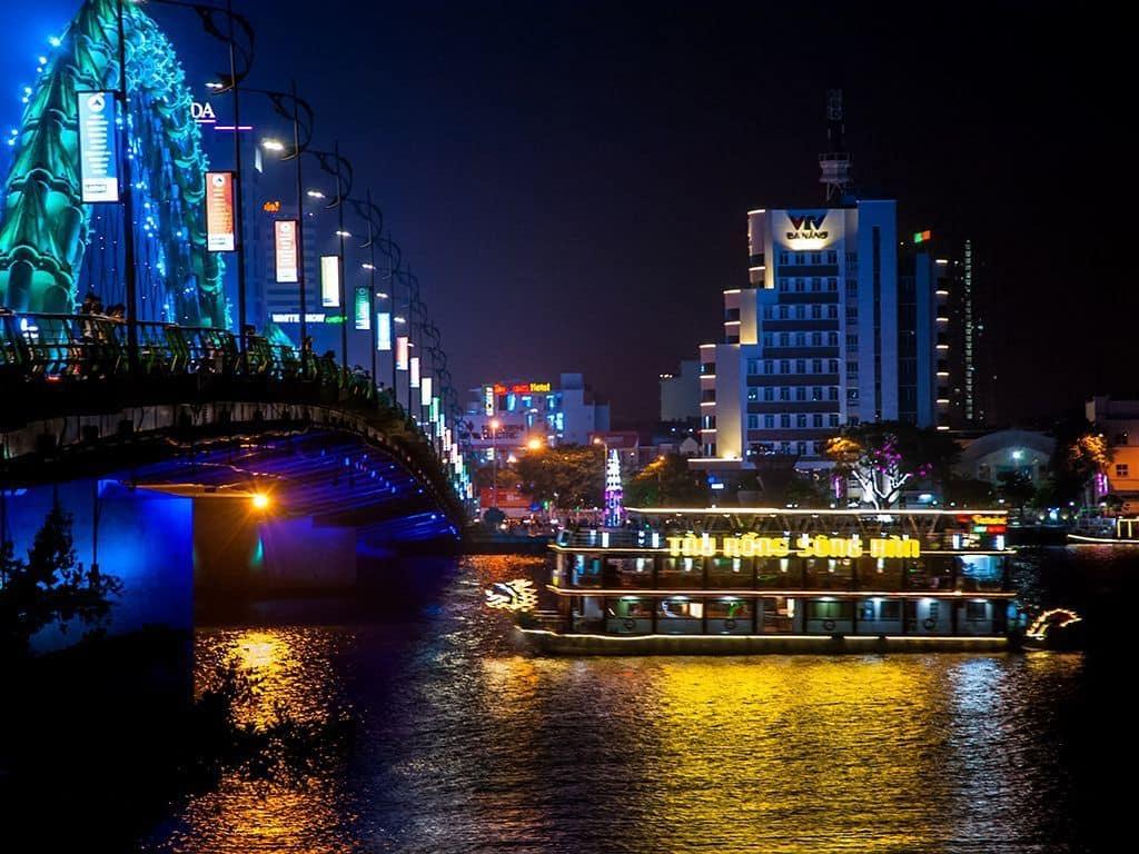 tour du thuyền sông hàn đà nẵng