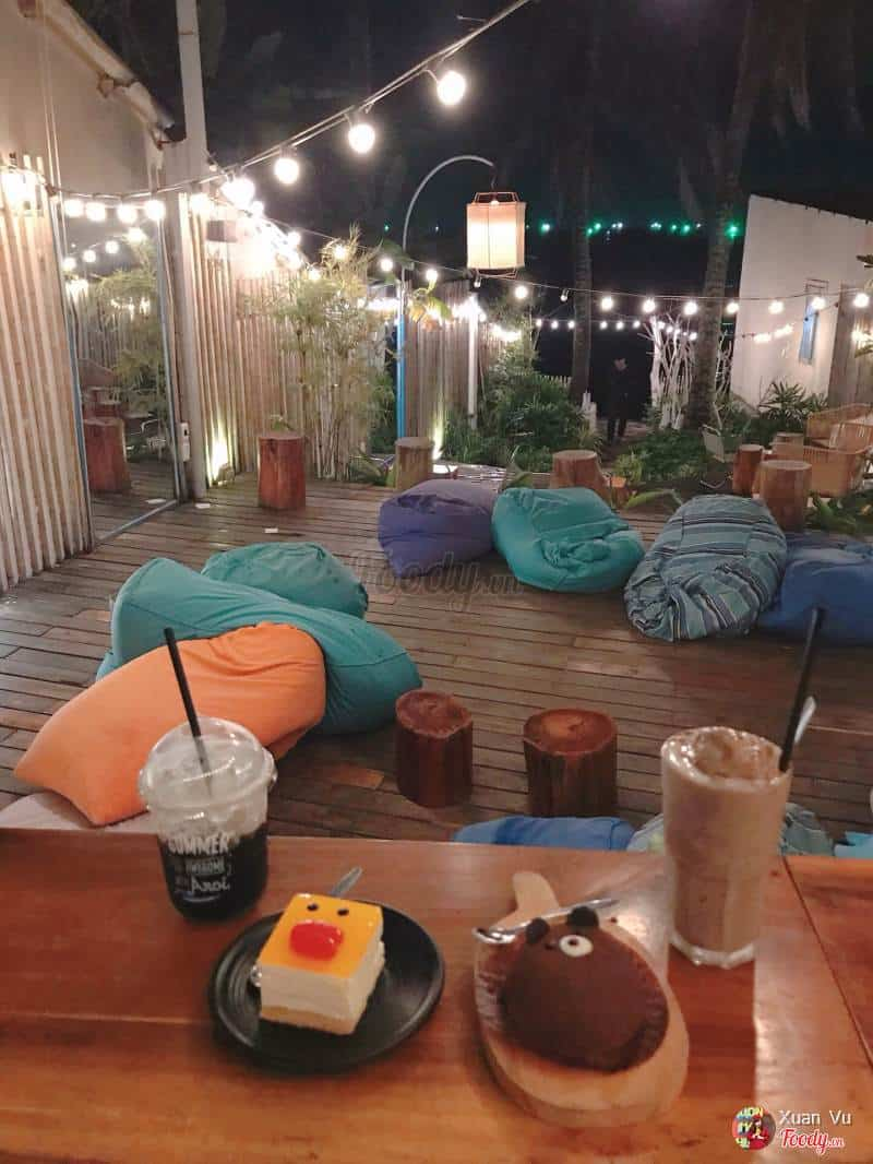 những quán cafe ở phú quốc