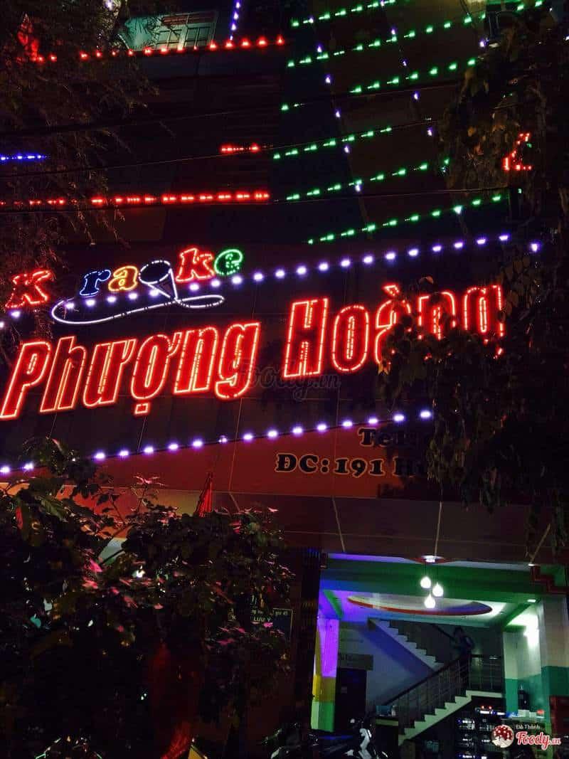Quán karaoke Đà Nẵng Phượng Hoàng