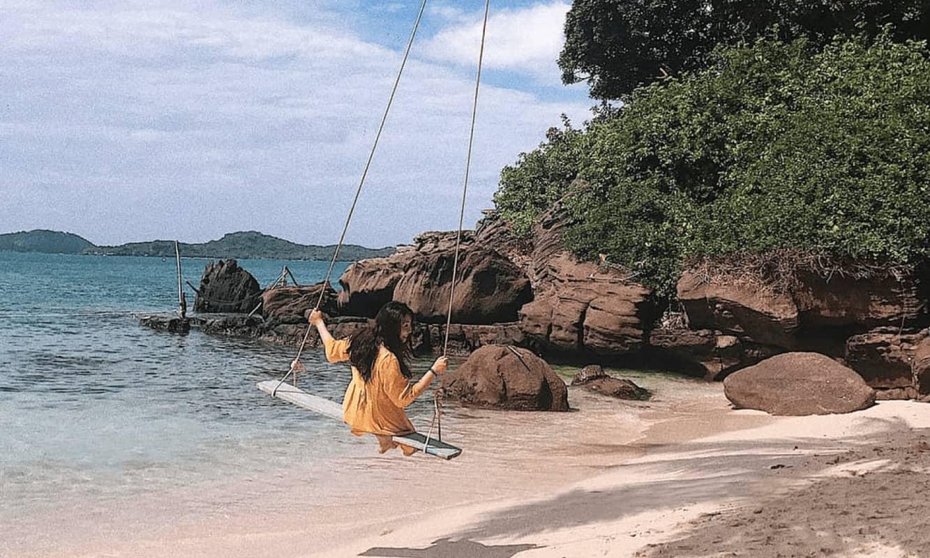 đảo nam du có gần phú quốc không