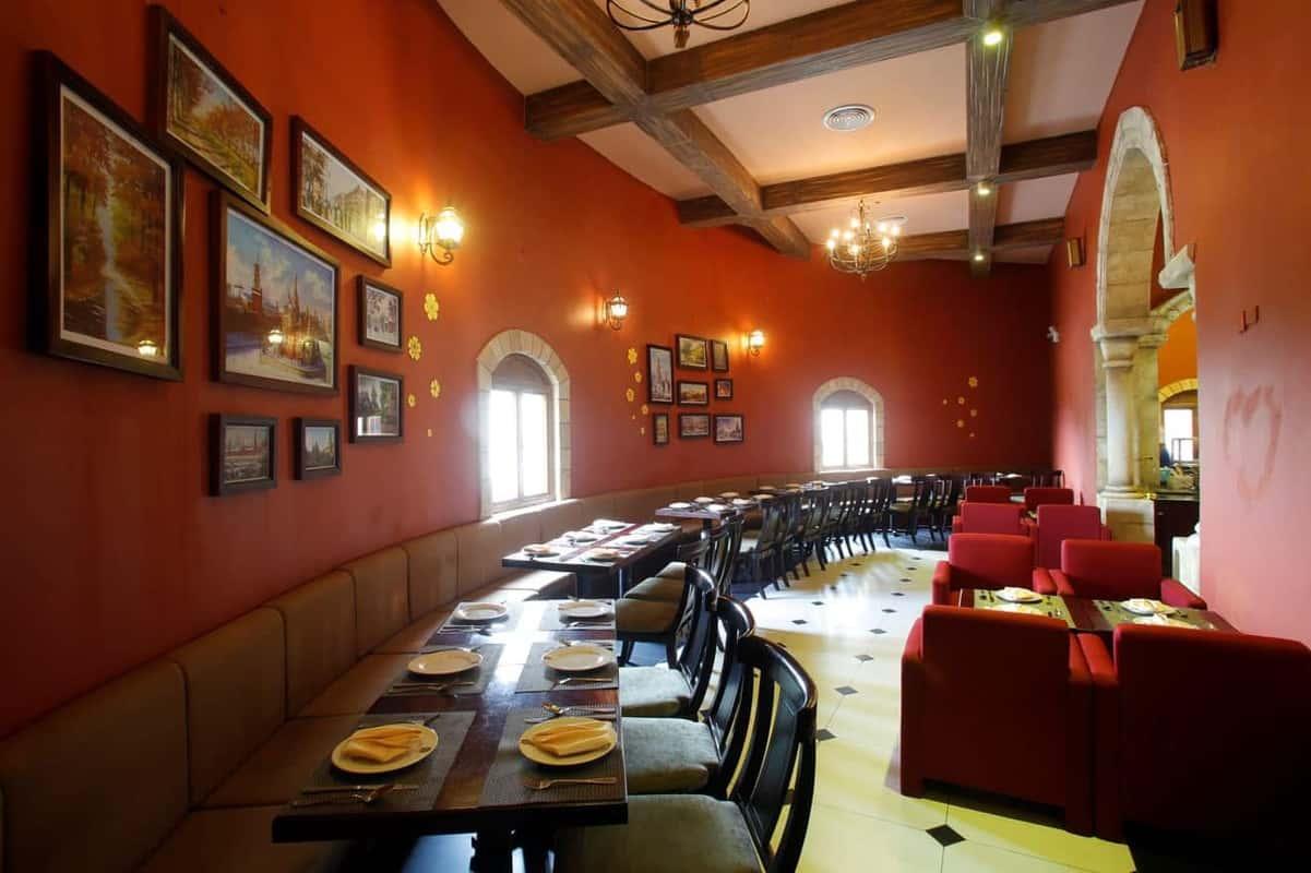 Nhà hàng Bà Nà Hill