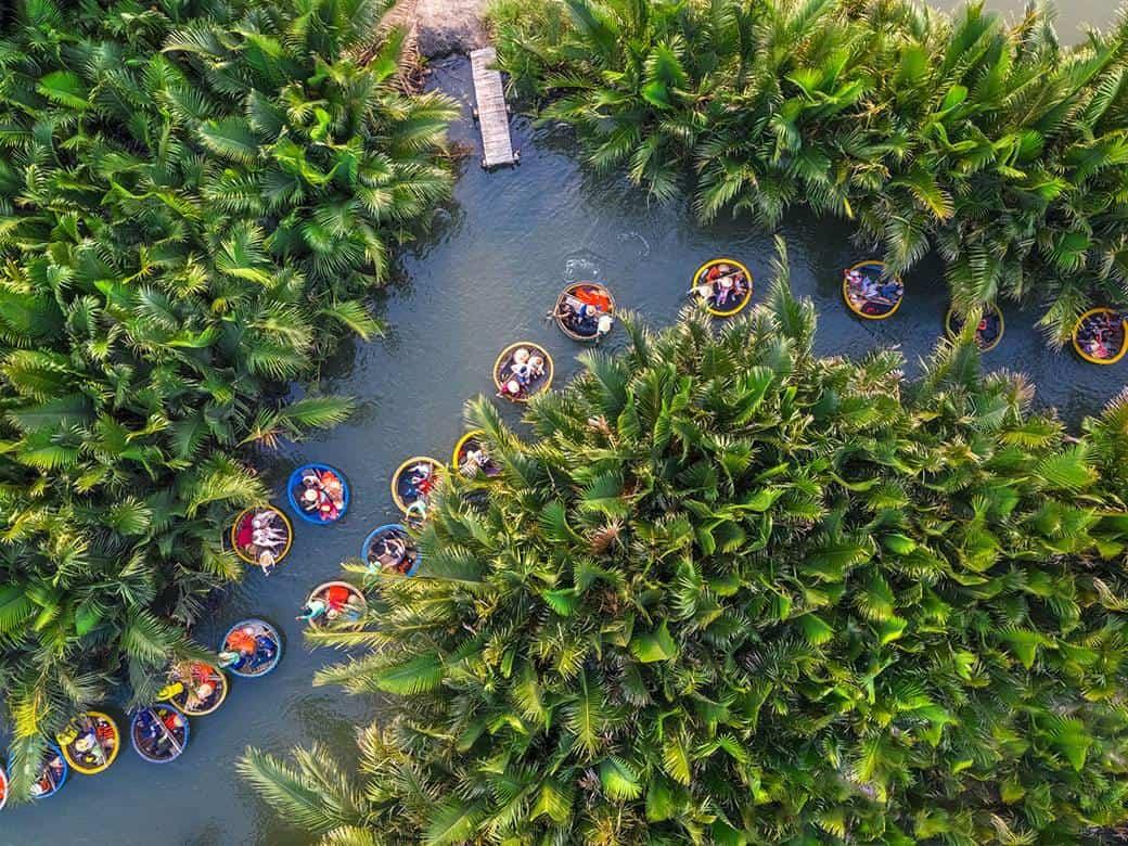 địa chỉ rừng dừa bảy rừng dừa Bảy Mẫu Hội Anmẫu hội an