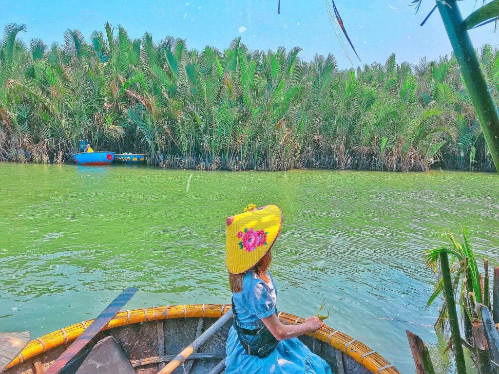 kinh nghiệm đi rừng dừa bảy mẫu hội an