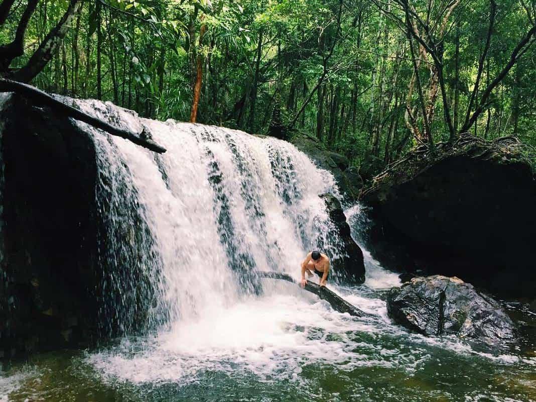 Suối Đá ở Phú Quốc