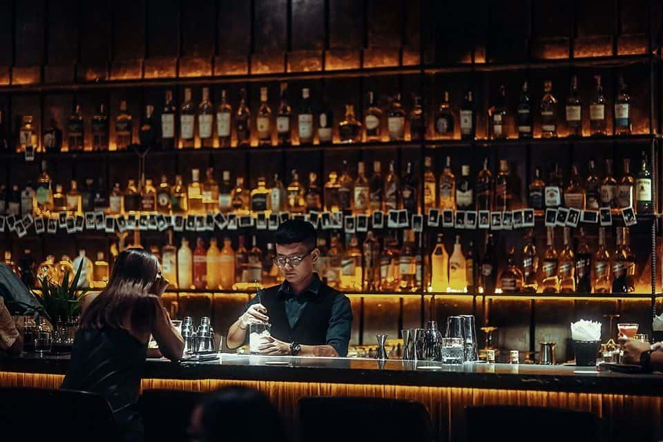 kinh nghiệm đi bar ở đà nẵng